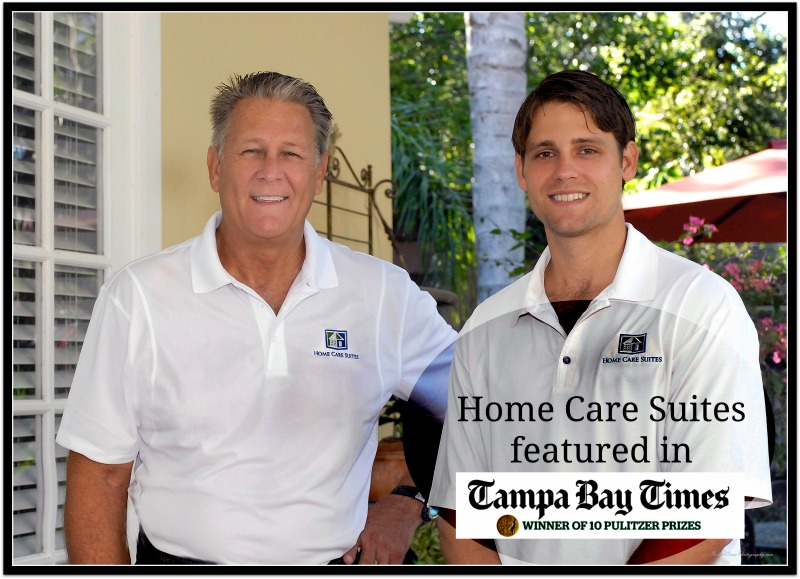 Home Care Suites Featured in TBT framed